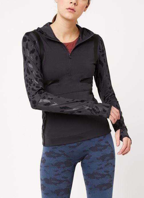 Vêtements adidas by Stella McCartney Run Longsleeve Gris vue droite