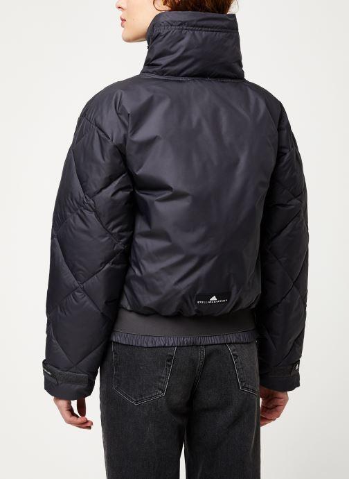 adidas by Stella McCartney Veste de sport - Padded Pull On (Noir) - Vêtements chez Sarenza (409321) 5OzvS