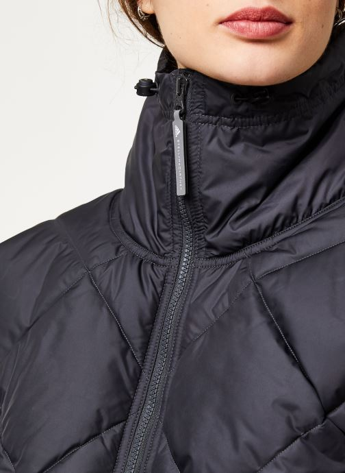 Vêtements adidas by Stella McCartney Padded Pull On Noir vue face