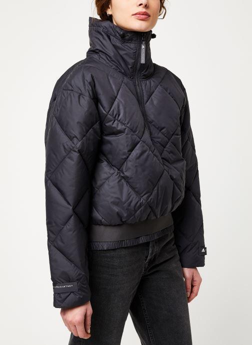 Vêtements adidas by Stella McCartney Padded Pull On Noir vue droite