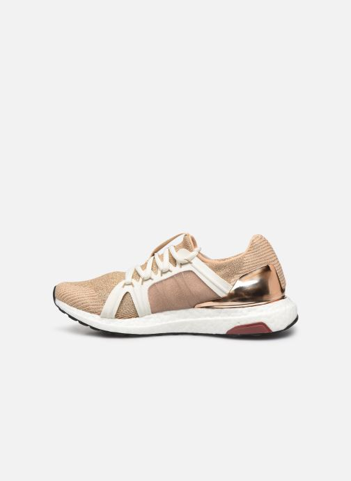 Baskets adidas by Stella McCartney Ultraboost S. Or et bronze vue face