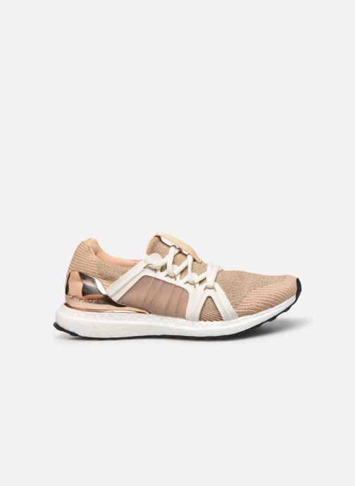 Sneakers adidas by Stella McCartney Ultraboost S. Guld og bronze se bagfra