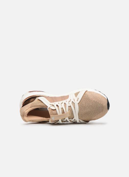 Sneakers adidas by Stella McCartney Ultraboost S. Guld og bronze se fra venstre