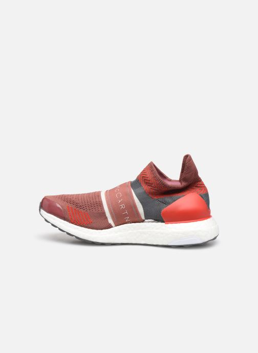 Baskets adidas by Stella McCartney Ultraboost X 3.D. S. Rouge vue face