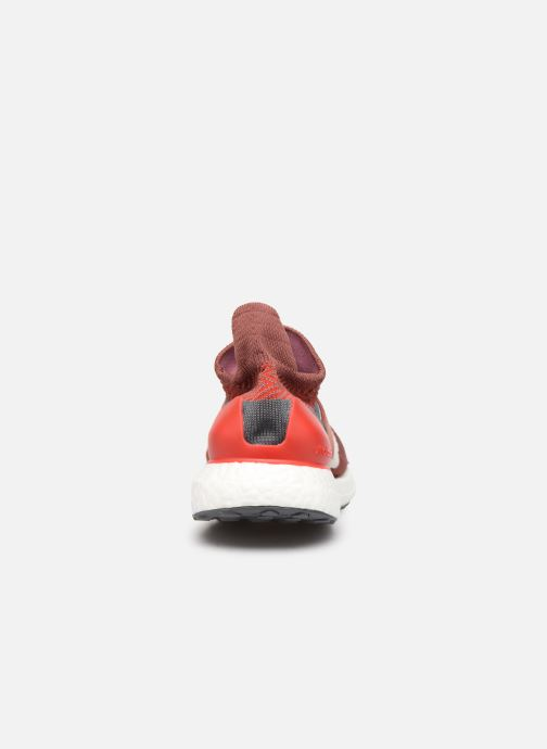 Sneaker adidas by Stella McCartney Ultraboost X 3.D. S. rot ansicht von rechts
