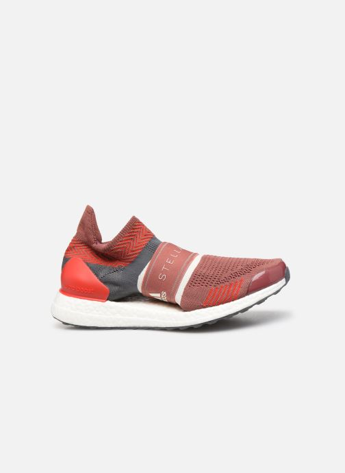 Sneaker adidas by Stella McCartney Ultraboost X 3.D. S. rot ansicht von hinten