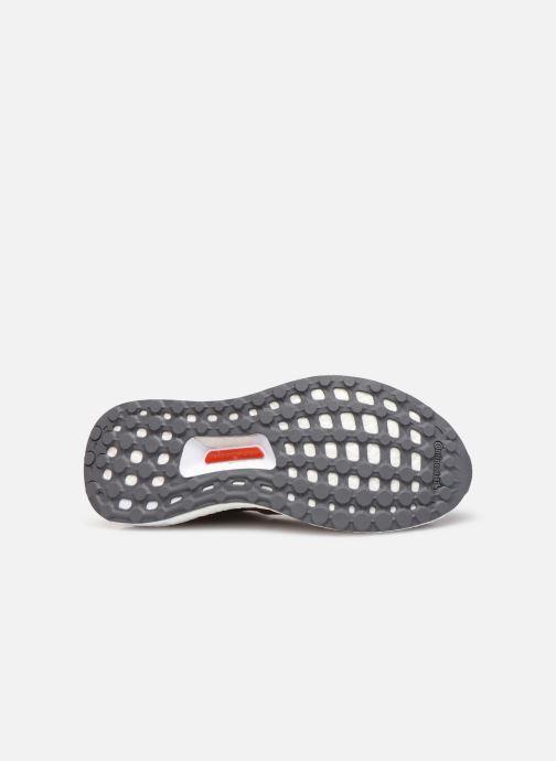 Sneaker adidas by Stella McCartney Ultraboost X 3.D. S. rot ansicht von oben