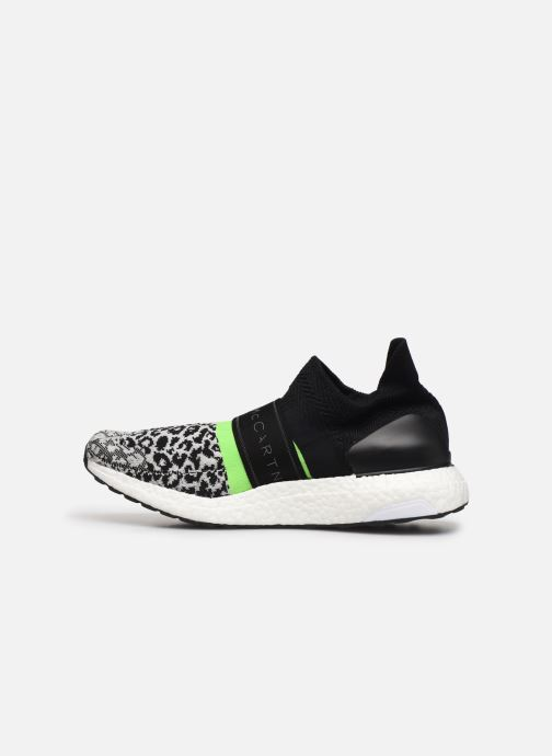 Baskets adidas by Stella McCartney Ultraboost X 3.D. S. Noir vue haut