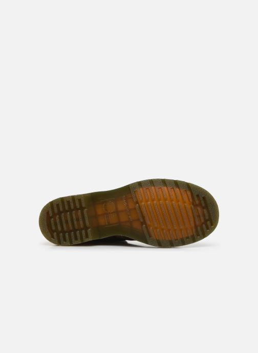Bottines et boots Dr. Martens 1460 Iridescent Or et bronze vue haut