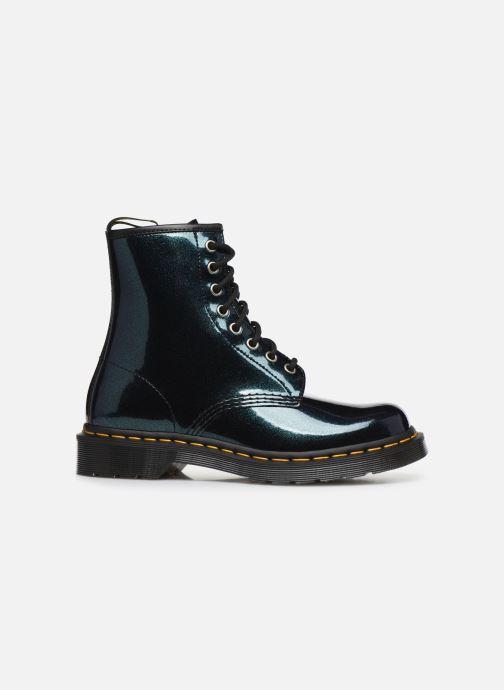 Bottines et boots Dr. Martens 1460 Sparkle Vert vue derrière