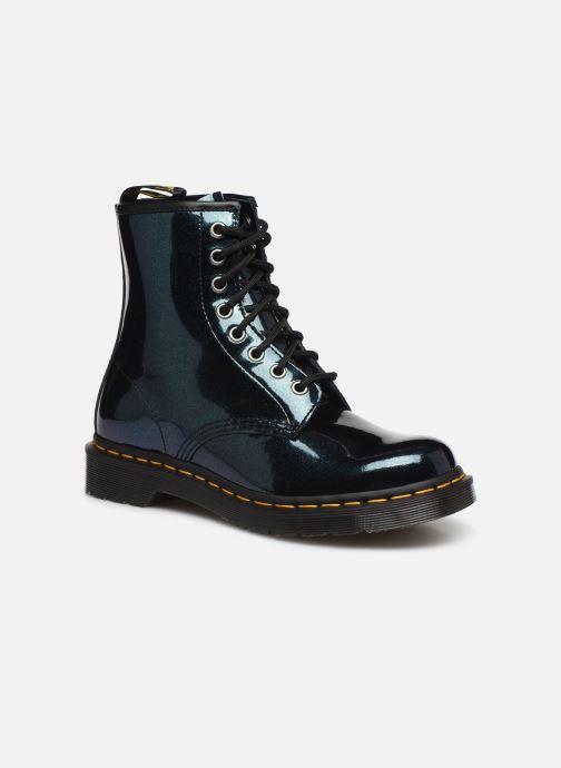 Bottines et boots Dr. Martens 1460 Sparkle Vert vue détail/paire