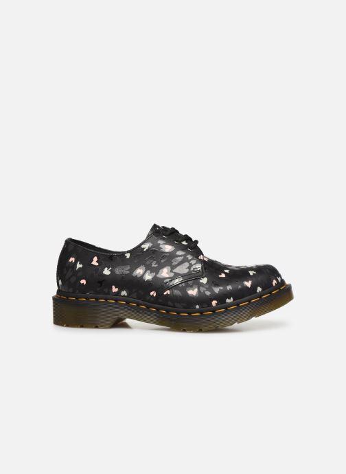 Chaussures à lacets Dr. Martens 1461 Hearts Bleu vue derrière