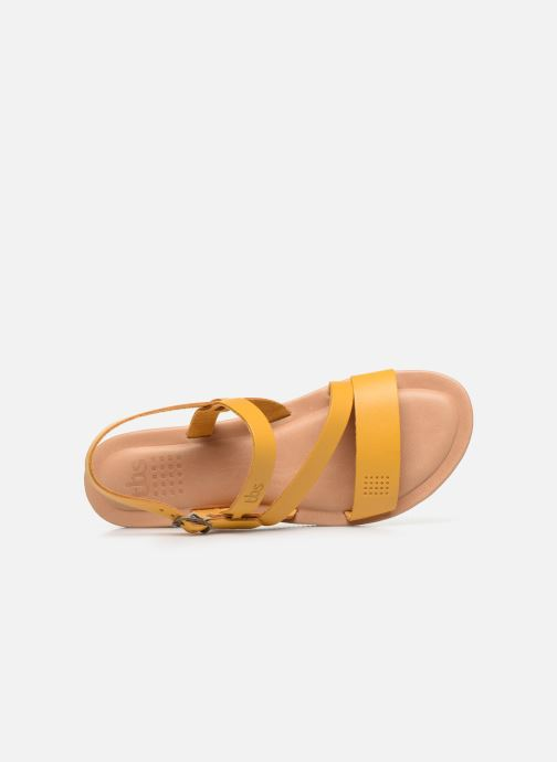 Sandali e scarpe aperte TBS BEATTYS Giallo immagine sinistra