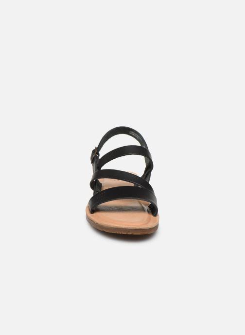Sandales et nu-pieds TBS BEATTYS Noir vue portées chaussures
