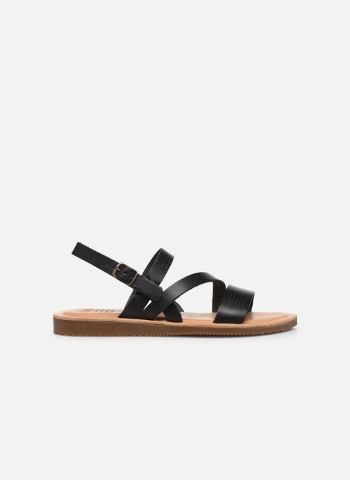 Sandales et nu-pieds TBS BEATTYS Noir vue derrière