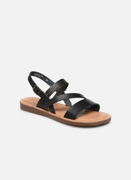 Sandales et nu-pieds TBS BEATTYS Noir vue détail/paire