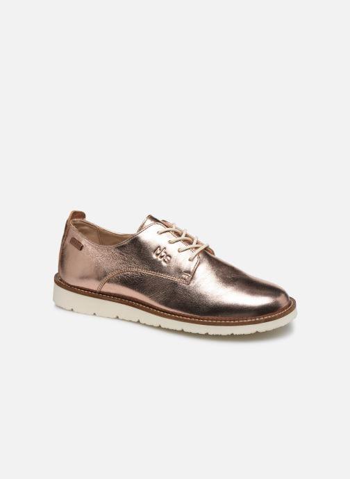 Sneakers TBS CELENZA Oro e bronzo vedi dettaglio/paio