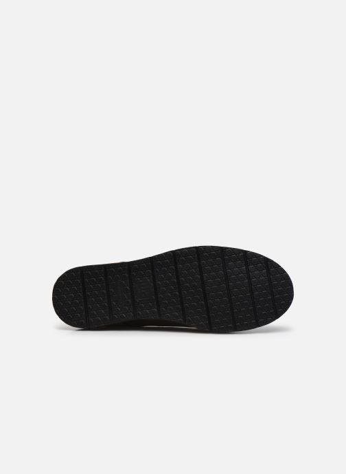 Sneaker TBS CELENZA silber ansicht von oben