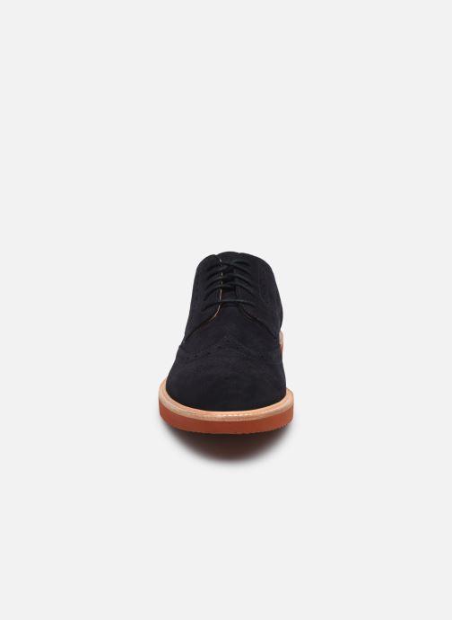 Zapatos con cordones TBS KENWICK Negro vista del modelo