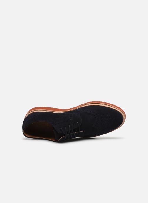 Zapatos con cordones TBS KENWICK Negro vista lateral izquierda