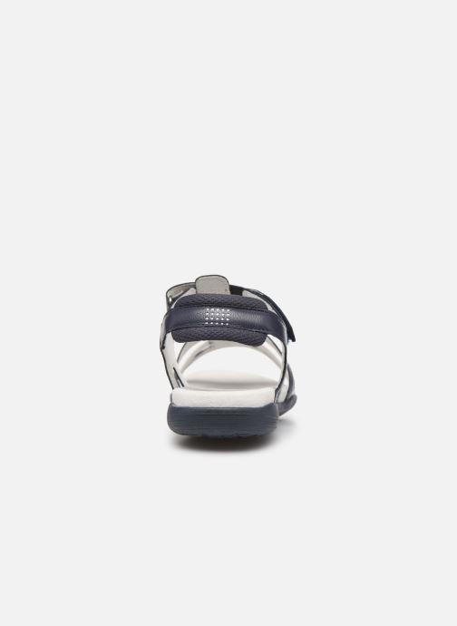 Sandali e scarpe aperte TBS RISSANI Azzurro immagine destra