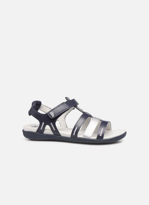 Sandali e scarpe aperte TBS RISSANI Azzurro immagine posteriore