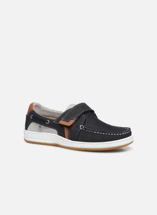 Zapatos con velcro TBS SEATTON Negro vista de detalle / par