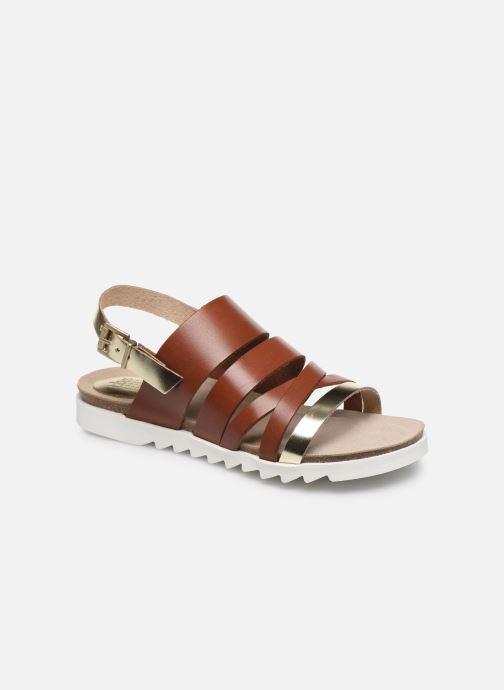 Sandales et nu-pieds Femme TAHINIS