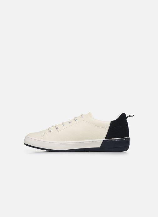 Sneaker TBS TENNILA weiß ansicht von vorne