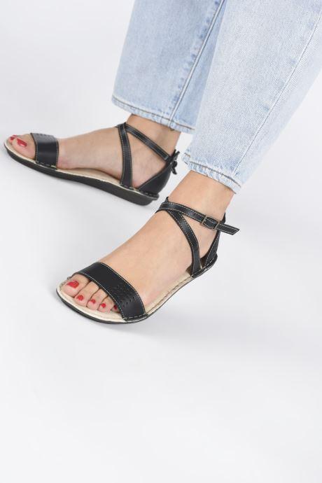 Sandali e scarpe aperte TBS ZORELLE Nero immagine dal basso