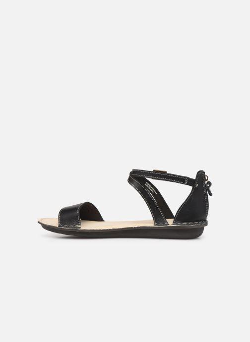 Sandali e scarpe aperte TBS ZORELLE Nero immagine frontale