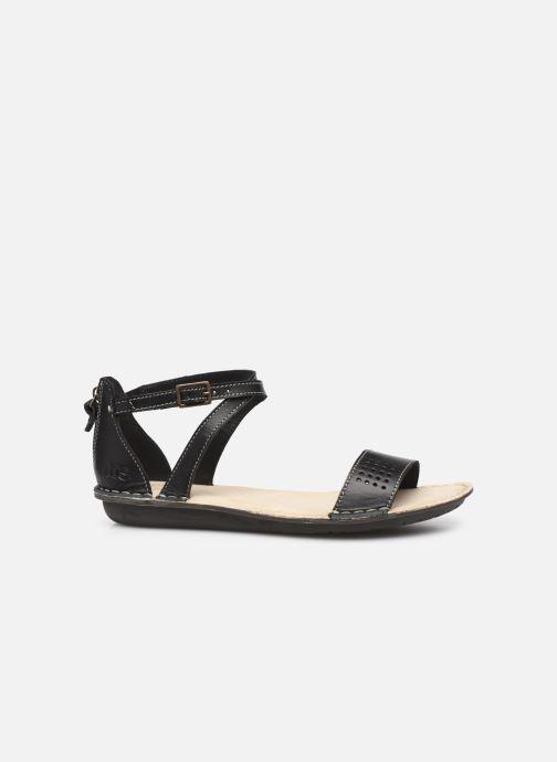 Sandales et nu-pieds TBS ZORELLE Noir vue derrière