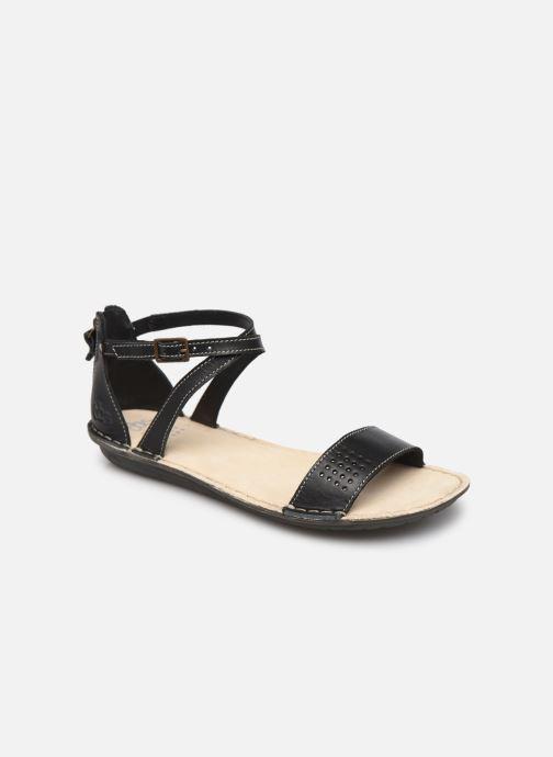 Sandales et nu-pieds TBS ZORELLE Noir vue détail/paire
