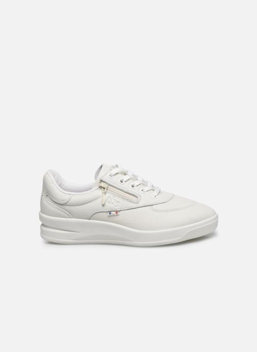 Sneakers TBS Made in France BRANZIP Bianco immagine posteriore