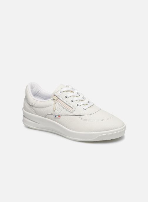 Sneakers TBS Made in France BRANZIP Bianco vedi dettaglio/paio