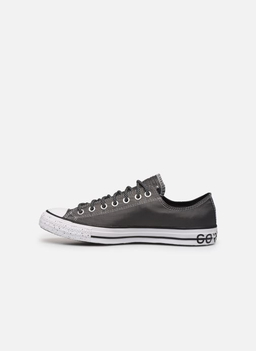 Sneaker Converse Chuck Taylor All Star Soho Survivor Ox grau ansicht von vorne