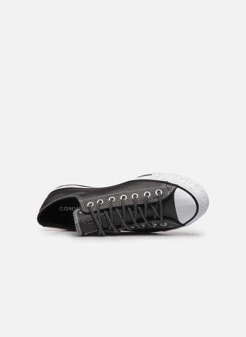 Sneaker Converse Chuck Taylor All Star Soho Survivor Ox grau ansicht von links