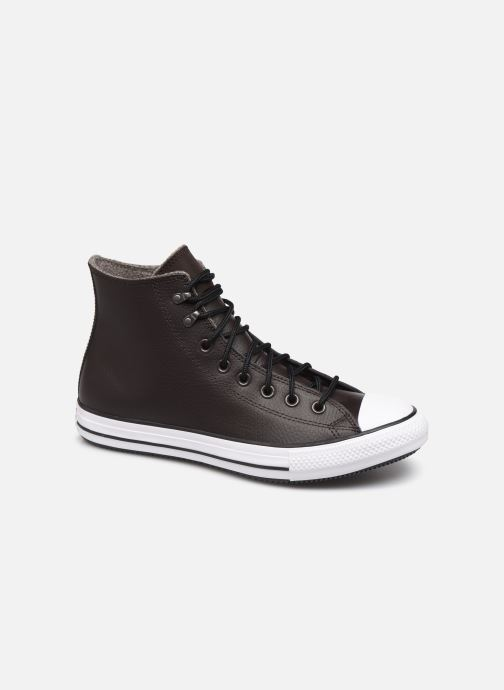 Sneakers Converse Chuck Taylor All Star Winter East Village Explorer Hi Brun detaljeret billede af skoene