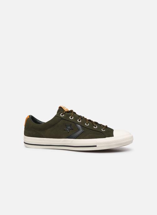 Sneaker Converse Star Player Mountain Inspiration Ox grün ansicht von hinten