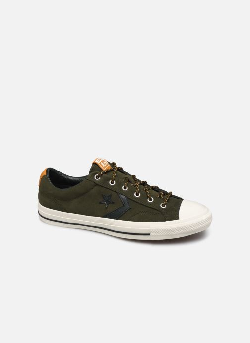 Baskets Converse Star Player Mountain Inspiration Ox Vert vue détail/paire