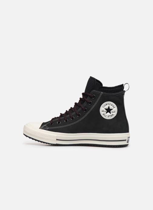 Trainers Converse Chuck Taylor All Star WP Boot Mountain Inspiration Hi Black front view