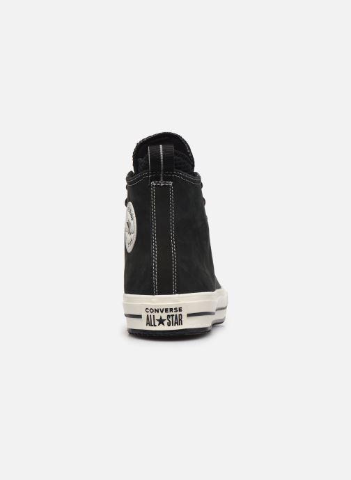 Sneakers Converse Chuck Taylor All Star WP Boot Mountain Inspiration Hi Zwart rechts