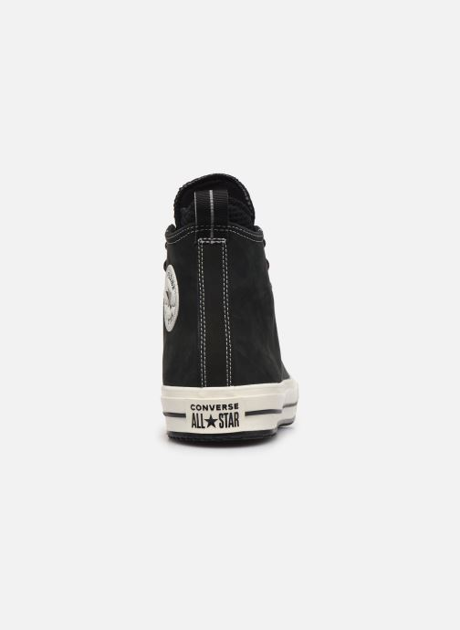 Baskets Converse Chuck Taylor All Star WP Boot Mountain Inspiration Hi Noir vue droite