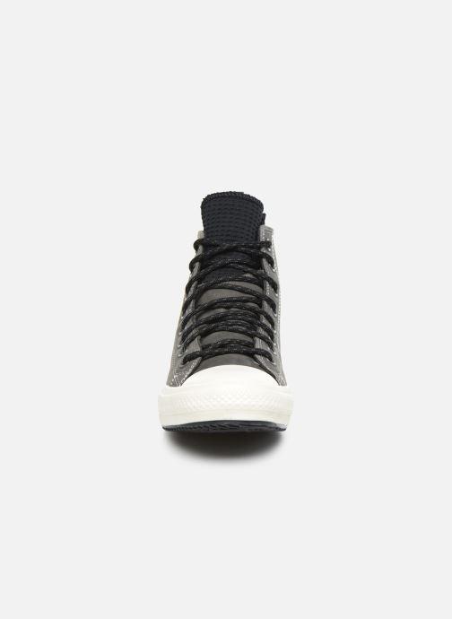 Baskets Converse Chuck Taylor All Star WP Boot Mountain Inspiration Hi Gris vue portées chaussures