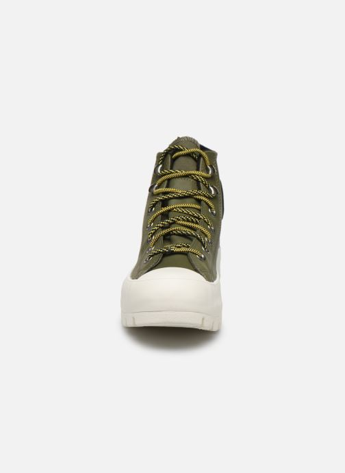 Trainers Converse Chuck Taylor All Star Lugged Winter Frosted Dimensions Hi Green model view