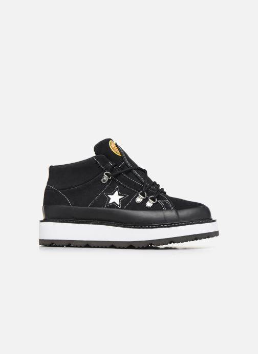 Baskets Converse One Star Boot Frosted Dimensions Mid Noir vue derrière