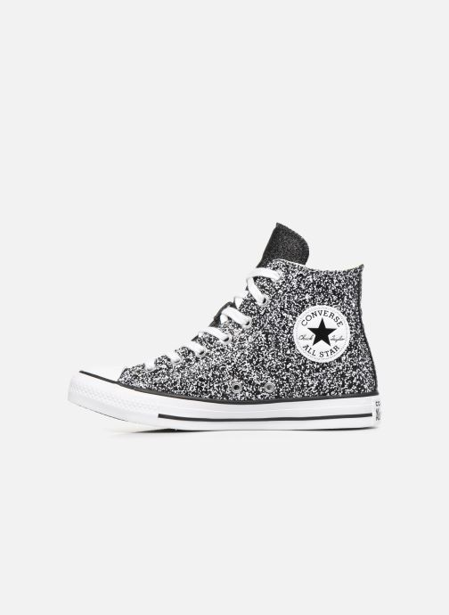 Sneakers Converse Chuck Taylor All Star Galaxy Dust Hi Grå se forfra