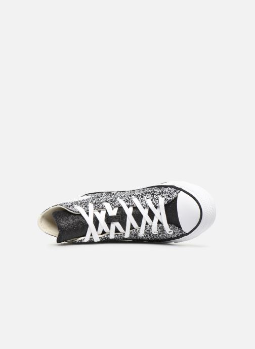 Sneakers Converse Chuck Taylor All Star Galaxy Dust Hi Grå se fra venstre