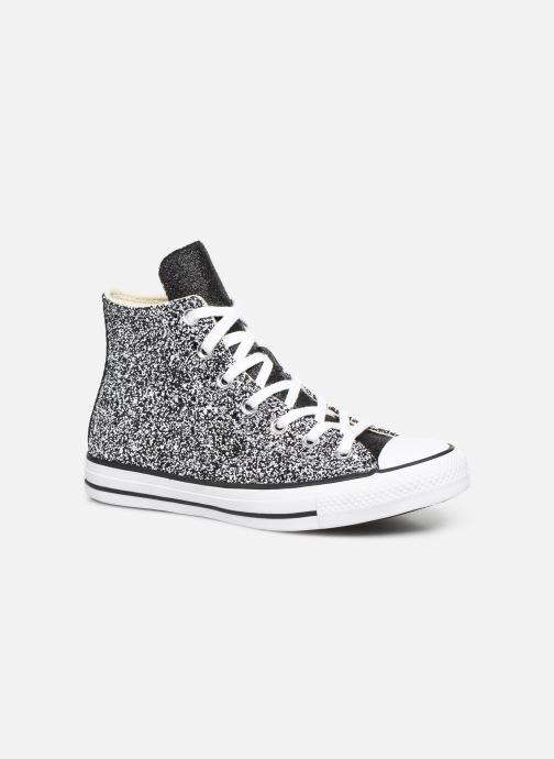 Sneakers Converse Chuck Taylor All Star Galaxy Dust Hi Grå detaljeret billede af skoene
