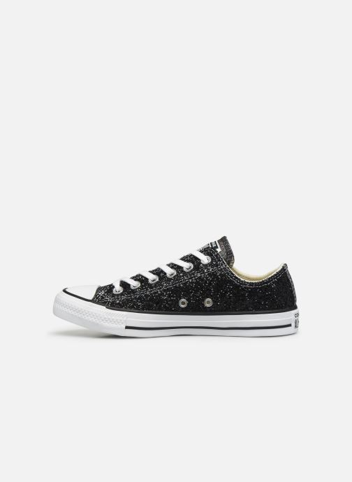 Trainers Converse Chuck Taylor All Star Galaxy Dust Ox Black front view